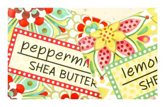 Garden Collection—Shea Butter Soaps